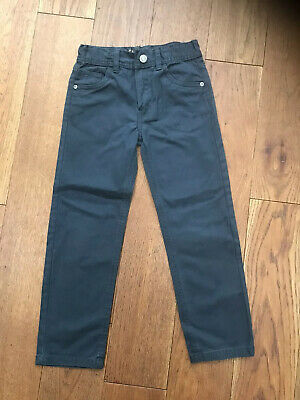 Boys Primark Slim Fit Jeans / Chino Size 5-6 Excellent Condition