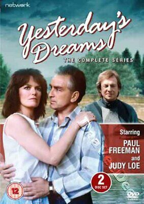 Yesterday's Dreams - Entire Series NEW PAL 2-DVD Set