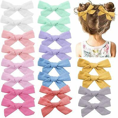 Baby Girls Hair Bows Clips Hair Barrettes Accessory for Babies Girl Infant