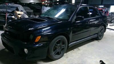 Power Brake Booster Wrx Fits 02 IMPREZA 56434