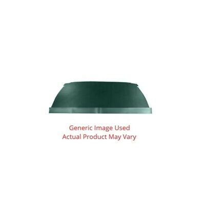 Package Tray for 1965-1966 Cadillac Coupe Deville 2 Door Hardtop Green