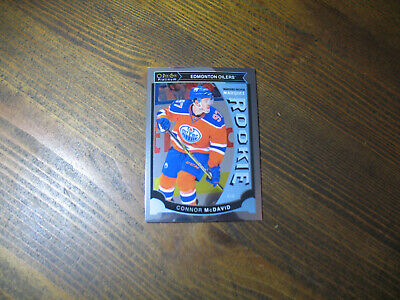 "2015-16 OPC platinum MARQUEE ROOKIE ""BASE""  M1 CONNOR McDAVID N-MINT"