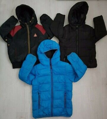 Boys next, george winter coats jackets x3 Age 6 Years