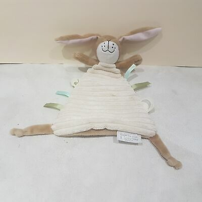Nutbrown Hare Blankie Soother Comforter ` Guess How Much I Love You `