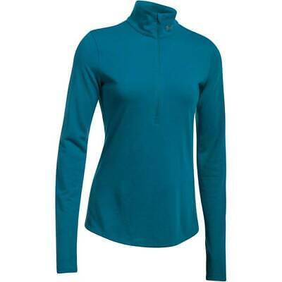 Under armour Threadborne Streaker Hlf Zp Mujer Fullzip Jersey Sudadera