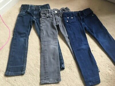 Toddler Boys Skinny Jeans Age 3 X3 Pairs Joblot