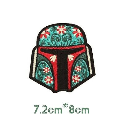 Star Wars Mandalorian Patch Baby Yoda Embroidered Patches For Clothing Iron on