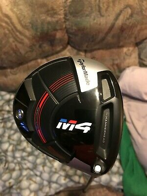TaylorMade M4 9.5 Degree (Adjustable) Driver w/Fujikura Atmos Stiff shaft