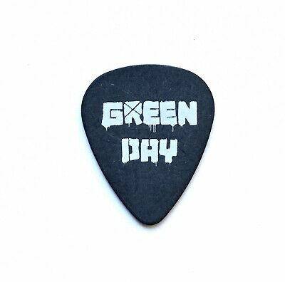 Green Day Guitar Pick!  Authentic Tour Pick. Concert Girl . Billy Joe Armstrong