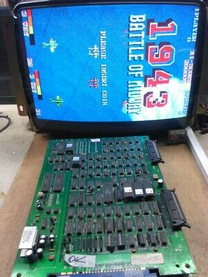 1943 The Battle of Midway - Arcade PCB JAMMA Board - 100% Working copy Copy