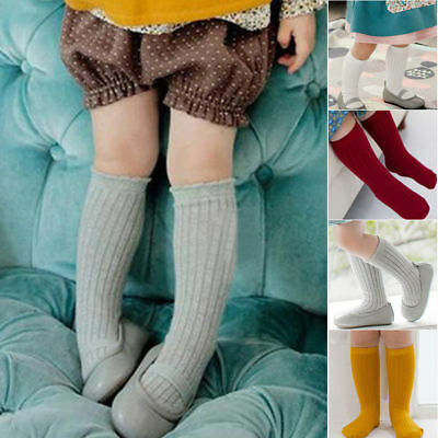 Girls Baby Toddler Cotton Socks Stockings Party Sock Tights Leg Warmer