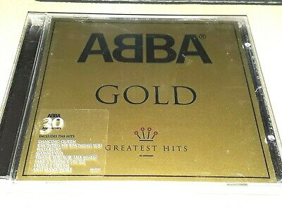 Abba - Gold - Greatest Hits - CD - 30th Anniversary - Best of/Singles/Collection