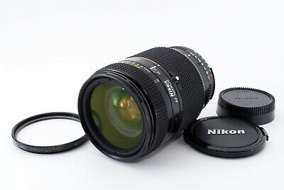 Excellent+++ Nikon AF Nikkor 35-70mm F2.8 D Zoom Macro Lens w/ Filter JAPAN 3715