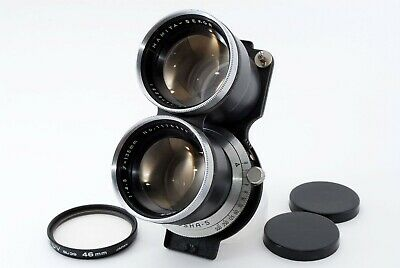 """APP EXC+5(AS IS)"" Mamiya Sekor 135mm F4.5 Lens w/ Filter TLR For C220 C330 3724"
