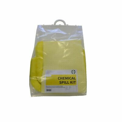 NEW! Chemical Spill Kit 15 Litre Accessories Pack 1044046
