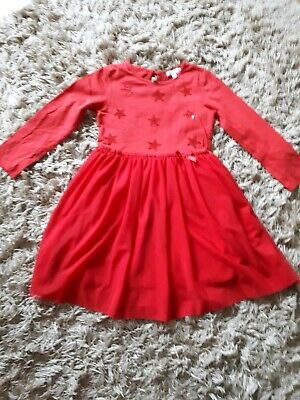 Girls party dress Blue Zoo Debenhams - age 5-6 years - excellent condition