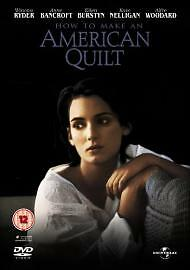 How to Make an American Quilt DVD (2008) Winona Ryder