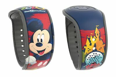 Disney Parks Mickey Mouse 2020 MagicBand 2 Limited Release Magic Band NIP