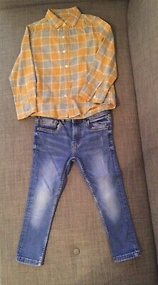 Boys Next Shirt and Jeans Age 3