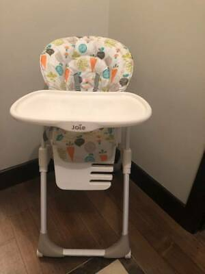 Joie Mimzy Highchairs - x 2