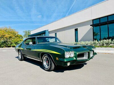 1972 Pontiac GTO  Numbers Matching 400 4 Speed with AC