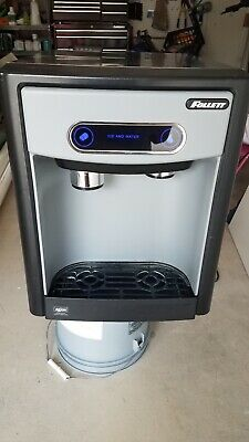 Follett 7CI100A-IW-CF-ST-00 - Countertop Ice Machine and Water Dispenser