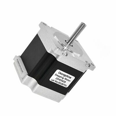 23HS5628 4-lead Nema 23 Stepper Motor 2.8A With 6.35mm Shaft Stepper 02
