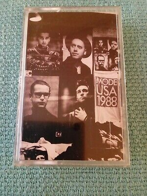 Depeche Mode 101 Cassette Tape Excellent Condition