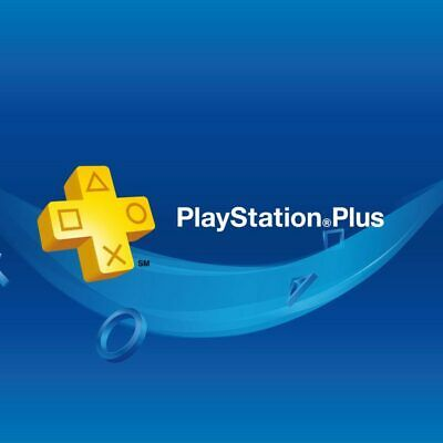 Sony Playstation Plus Membership Digital Redeem Codes (PS4, PS3 & Vita)