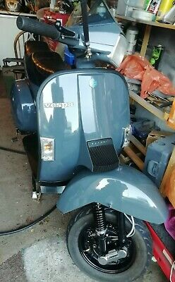 Vespa T5  Reluctant sale of this stunning scooter.