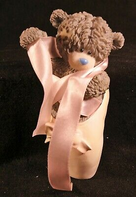 Me To You/Tatty Teddy Figurine/Ornament - 40862 - Twinkle Toes -  BOXED