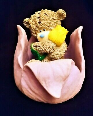 Me To You/Tatty Teddy Figurine/Ornament - 40874 - Blooming Delightful -  BOXED