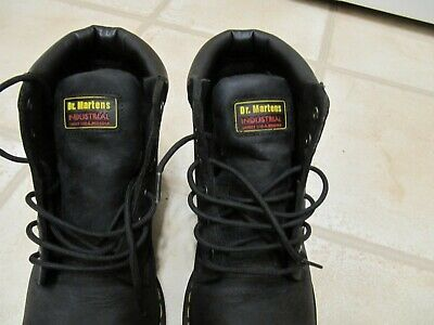 DR MARTENS Grapple SB black safety boot size 3-13 code 6934