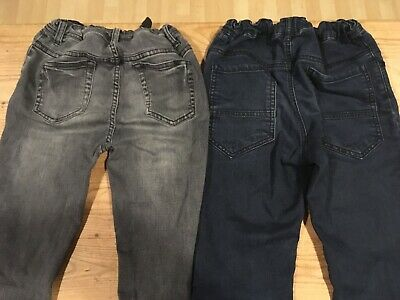 boys skinny jeans  age 11-12 years 2 pairs
