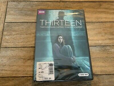 Thirteen (DVD, 2016, 2-Disc Set) SEALED AND NEW