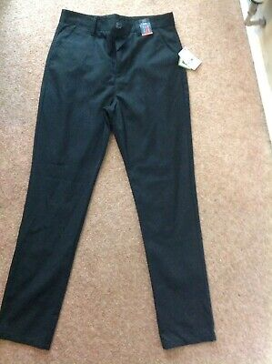 NEXT BOYS SCHOOL TROUSERS AGE 15 New With Tags. Adj Waist