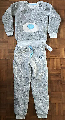 Marks & Spencer's Girls Tatty Teddy Pyjamas Size 9-10yrs New With Tags rrp £25