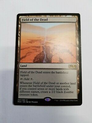 Field of the Dead - Core set 2020 M20 - MTG Magic The Gathering
