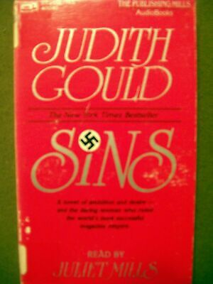 Sins by Judith Gould (audiobook!)