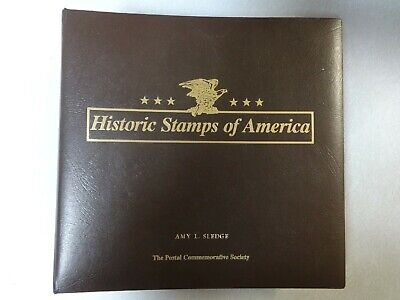 Historic Stamps of America 32 included in Book