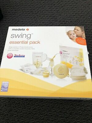 Medela Swing Essential Pack GREAT CONDITION