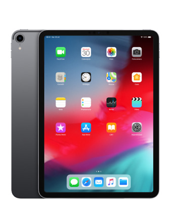 "Neuf Apple iPad Pro 2018 11"" 64GB Wifi - Space Grey"