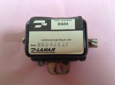 Lamar 12 volt Overvoltage Regulater