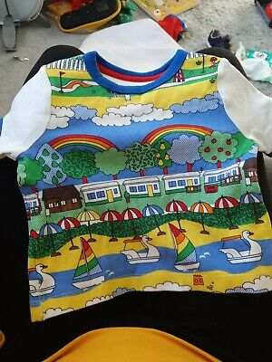 Little Bird Jools Oliver 9-12 M Tshirt Summer Mothercare