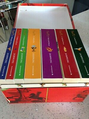 Harry Potter Box Set: The Complete Collection by J.K. Rowling  Book