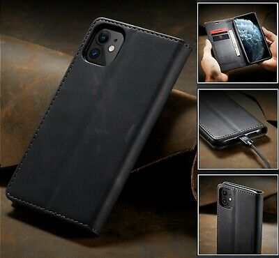 For iPhone 11 Pro Max 8 Plus 7 Plus Xr Xs Max X Wallet Case Flip Cover Stand