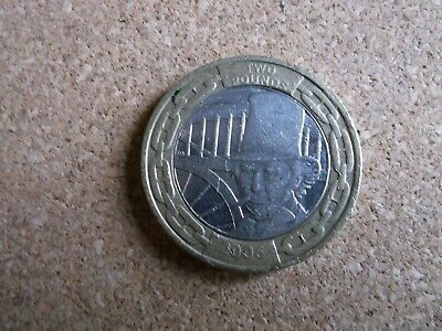 CHEAPEST 2006 £2 COINS TWO POUND RARE  BRUNELL  (face)