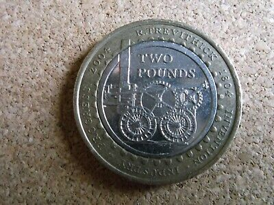 CHEAPEST 2004 £2 COINS TWO POUND RARE  Tecnology