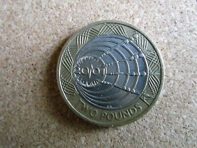 CHEAPEST 2001 £2 COINS TWO POUND RARE  Marconi Wireless