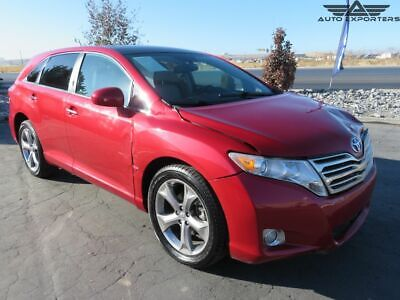 2012 Toyota Venza LE/XLE/Limited 2012 Toyota Venza Salvage Damaged Vehicle! Priced To Sell! Wont Last! L@@K!!